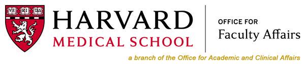 Cv Template Harvard Medical School